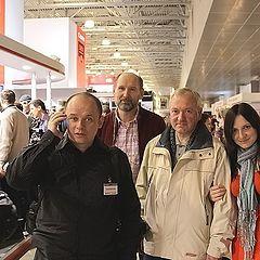 """photo """"Sitzung am Photoforum Photoforum 2009 im Crocus Expo"""""""