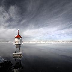 """photo """"Nesoddtangen Lighthouse..."""""""