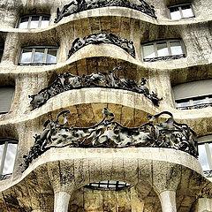 "photo ""Gaudi's Jaws"""