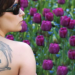 "photo ""Flowering"""