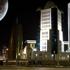 "photo ""Astana is another planet"""
