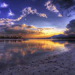 "photo ""Evening in Alcudia"""