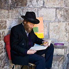 """фото """"На улочках Старого Города в Иерусалиме."""""""