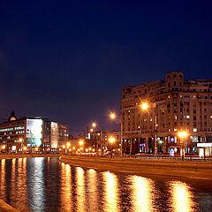 "фото ""Night fall"""