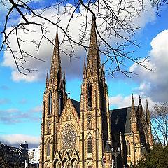 """фото """"Собор Святого Павла, Страсбург"""""""