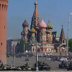 "фото ""Москва парад 9 мая"""