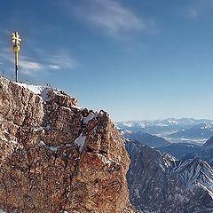 "фото ""Zugspitz 2950m"""