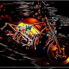 "фото ""... Harley-Davidson ..."""
