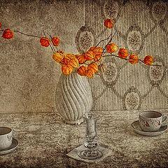 "фото ""Чай на двоих"""