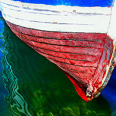 "фото ""Etude with boat"""