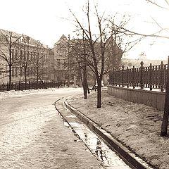 "фото ""Улица Москвы"""
