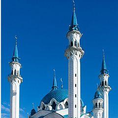 "photo ""Cremlin of Kazan II"""