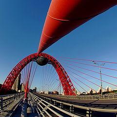 """фото """"Москва.Живописный мост"""""""