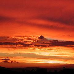 "фото ""The rising Sun"""