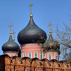 """фото """"Донской монастырь"""""""