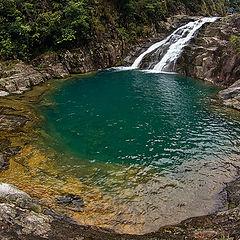 "photo ""Turquoise Bath"""