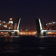 """фото """"Raised bridge"""""""
