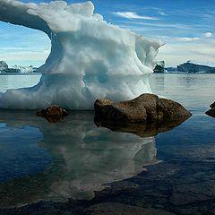 "photo ""Global warming ilulissat"""