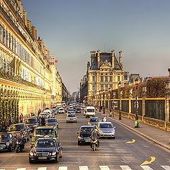 "фото ""На улицах Парижа"""
