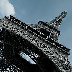 "photo ""La Tour Eiffel"""
