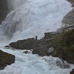 """photo """"Waterfalls"""""""