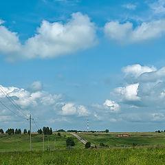 "photo ""The Ryazan distances"""