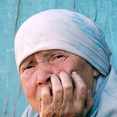 """фото """"Портрет крестьянки."""""""