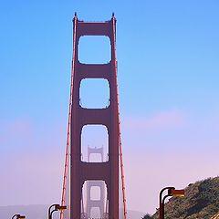 """photo """"Golden Gate Bridge"""""""