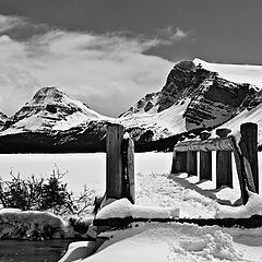 "photo ""Rocky Mountains (Canada)"""