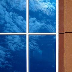"photo ""true blue"""
