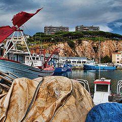 """фото """"puerto de pesquero"""""""