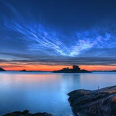 """photo """"Blue night..."""""""
