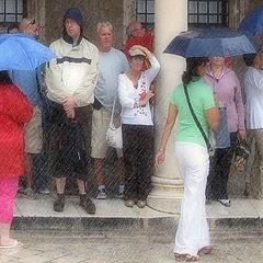 """photo """"June rain"""""""