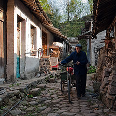 """фото """"In the chinese village"""""""