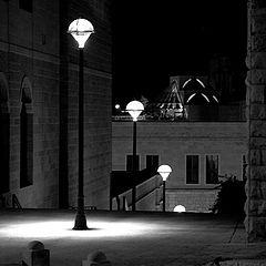 """photo """"Jerusalem's lights"""""""