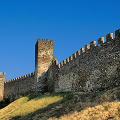 """photo """"Genoese fortress"""""""