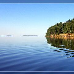 """фото """"Синее-синее море...(небо?)"""""""