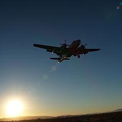 """фото """"Dusk-Landing==-Fox-Field"""""""
