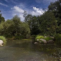 """фото """"На реке Гряда..."""""""