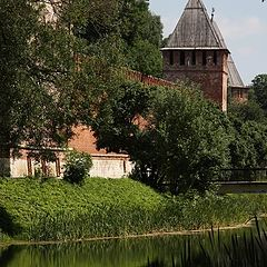 """photo """"The ancient city of Smolensk"""""""