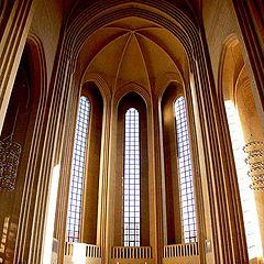 "photo ""Grundtvigs Church Copenhagen"""