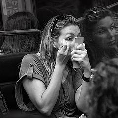 "фото ""Paris,morning,woman!"""