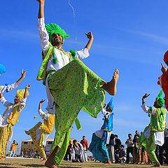 """photo """"Folk dance"""""""