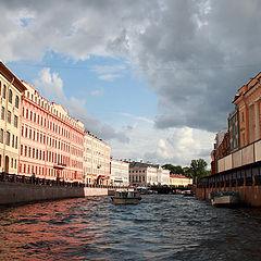"фото ""Санкт-Петербург. Прогулка по каналам"""