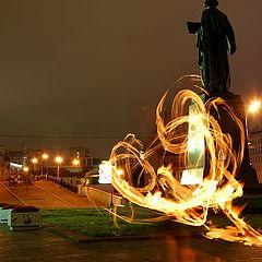 """фото """"Пляска огня"""""""