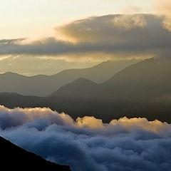 """фото """"Утро в горах"""""""