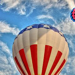 "фото ""Hot air baloon show"""