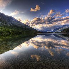 "photo ""Norwegian Mountain...."""