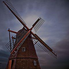 "photo ""windmill"""