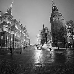 """photo """"At the Kremlin"""""""